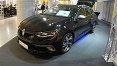 renault megane grandtour gt new model 2017 black