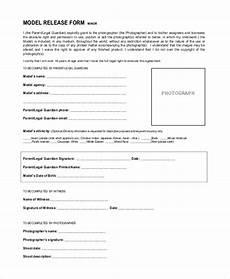 free 11 sle model release forms pdf