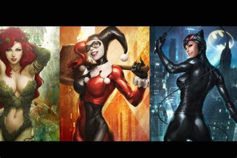 Sexiest Female Villains