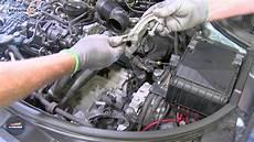 Wechsel Der Kupplung Audi A3 Tutorial