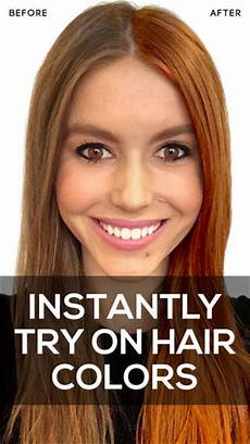 hue altering hair apps hair color app