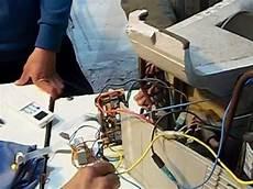 aire acondicionado como cambiar targeta electronica en aire de ventana youtube