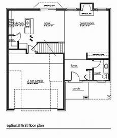 princeton housing floor plans princeton floor plan 01 vip homes inc