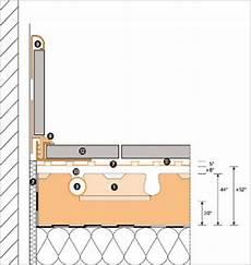 estrich dicke fußbodenheizung plancher chauffant bekotec nivault
