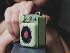 Retro Mini Bluetooth Speaker Design Mobile by This Retro Mini Bluetooth Speaker Is Pocket Sized Cuteness