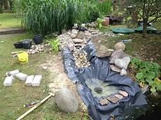 Kleiner Teich Mit Bachlauf - selbst gemachten bachlauf anlegen bach und teich