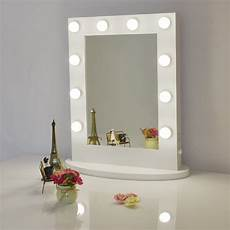 chende vanity mirror with lights for dressing table