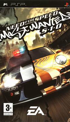need for speed le jeu need for speed most wanted 5 1 0 sur playstation