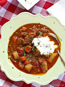 authentic hungarian goulash only gluten free recipes