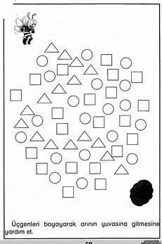 shape maze worksheet 1194 triangle maze worksheet renkler