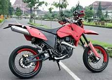 Scorpio Modif Supermoto by Modif Scorpio Ala Supermoto