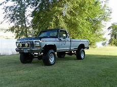 ford f 250 standard cab pickup 1979 black and silver for sale 1979 ford f250 4x4 ranger xlt