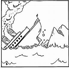 Gratis Malvorlagen Titanic Ausmalbilder Titanic Kostenlos
