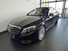 Mercedes Classe S Occasion 500 Maybach 4matic 9g