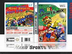 mario sports mix coloring pages 17790 mario sports mix wii box cover by titan38