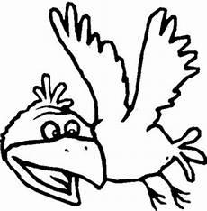 Malvorlagen Raben Kostenlos Fliegender Rabe Ausmalbild Malvorlage Tiere