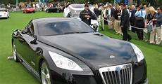 luxury cars the maybach excelero azee