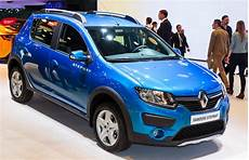 New Dacia Sandero Arrives In Russia Badged As A Renault