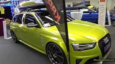 Audi Rs4 Tuning - audi rs4 b8 tuning wagon custom wheels 2014 essen motor