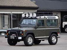 automobile air conditioning service 1997 land rover defender 90 transmission control 1997 land rover defender 90 le copley motorcars