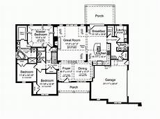 country style ranch house plans country style house plan 3 beds 2 5 baths 2269 sq ft