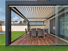 Pergola Bioclimatique Pergola Sur Mesure Atrium Concept