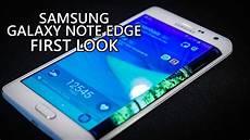 samsung galaxy note edge look