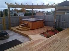 terrasse mit holz holzterrasse l 228 rche wohngesund