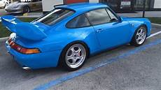 porsche 993 rs clubsport tribute build by tuners