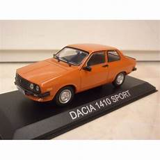 1 43 voiture miniature de collection dacia 1410 sport idem