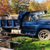 1968 FORD F600 4X4 NAPCO Dump Truck For Sale Photos