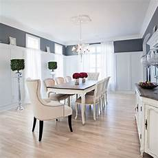 Style 171 Shabby Chic 187 Dans Une Salle 224 Manger Spacieuse