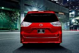 2018 Toyota Sienna Release Date And Price Rumors