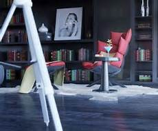 segmented cubes residence reading nook design spaces