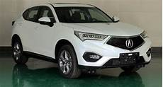 2020 acura rdx price release date and changes rumor