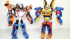 mainan tobot y z tritan athlon chion alpha beta theta car robot transformers youtube