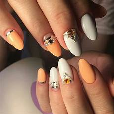 gel nail polish strips cute and simple nail art fashion 2d
