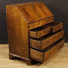 bureau de pente anglais ancien meuble secr 233 taire commode