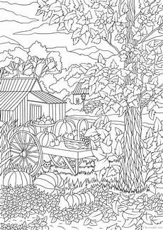 autumn harvest printable coloring pages from favoreads