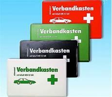 Erste Hilfe Kasten Auto - kontrollierter kasten auto mobilit 228 t badische zeitung