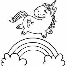 Malvorlagen Unicorn Yellow Top 50 Free Printable Unicorn Coloring Pages In