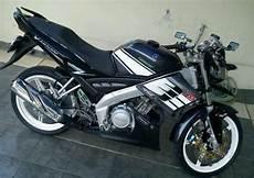 Modifikasi Vixion 2009 by Modifikasi Vixion 2009 Hitam Modifikasi Motor Kawasaki