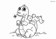 Dino Malvorlage Pdf Dinosaur Coloring Pages 187 Free Printable Coloring Pages