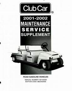 what is the best auto repair manual 2001 ford crown victoria on board diagnostic system 2001 2002 club car fe350 gasoline maintenance and service manual supplement