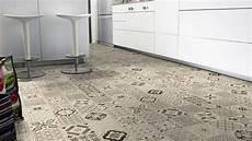 tarkett vinylboden starfloor click 30 black white retro