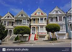 Apartment Buildings For Sale Oxnard Ca by Houses Painted Alamo Square In San