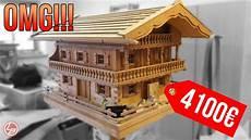 selbstgebautes vogelhaus f 252 r 4100 lets bastel 1