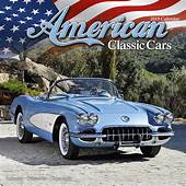 American Classic Cars Calendar 2019  Pet Prints Inc