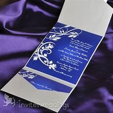 royal blue and silver wedding invitations wedding ideas in 2019 invitaciones de boda