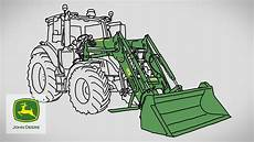 Malvorlagen Traktor Deere Traktor Ausmalbilder Deere